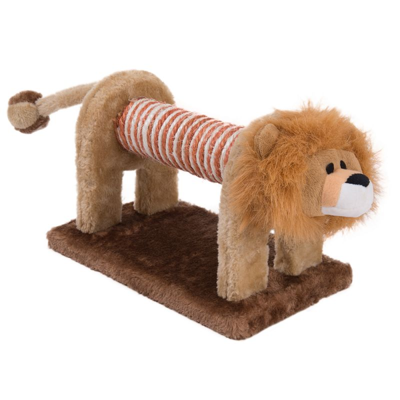 Lion Scratch  Toy