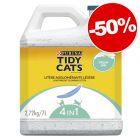 Litière agglomérante PURINA Tidy Cats Lightweight  : 50 % de remise !