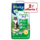 Litière Biokat's Classic 3in1 ou Classic Fresh 3in1 8 L + 2 L offerts !