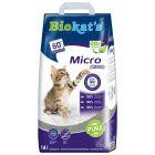 Litière Biokat's Micro pour chat