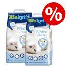 Litière Biokat's Micro pour chat 2 x 12 L / 14 L