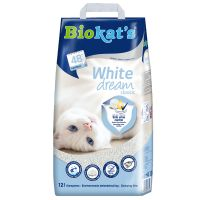 Litière Biokat's White Dream pour chat