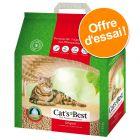 Litière Cat's Best Original, format d'essai 5 L pour chat