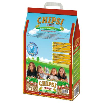 Litière Chipsi Family