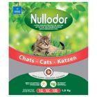 Litière de silice Nullodor pour chat