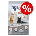 Litière du mois : Tigerino Special Care Multi-Cat pour chat à prix spécial !