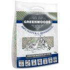 Litière Greenwoods en argile naturelle et zéolite pour chat