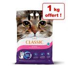 Litière Intersand Classic pour chat 6 kg + 1 kg offert !
