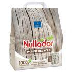 Litière Nullodor Papier Recyclé pour chat