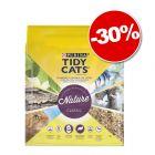 Litière PURINA Tidy Cats Nature Classic 10 L : 30 % de remise !