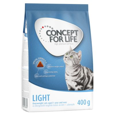 Litière Tigerino Crystals  + 400 g Concept for Life