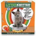 Litter Kwitter set de adiestramiento para gatos