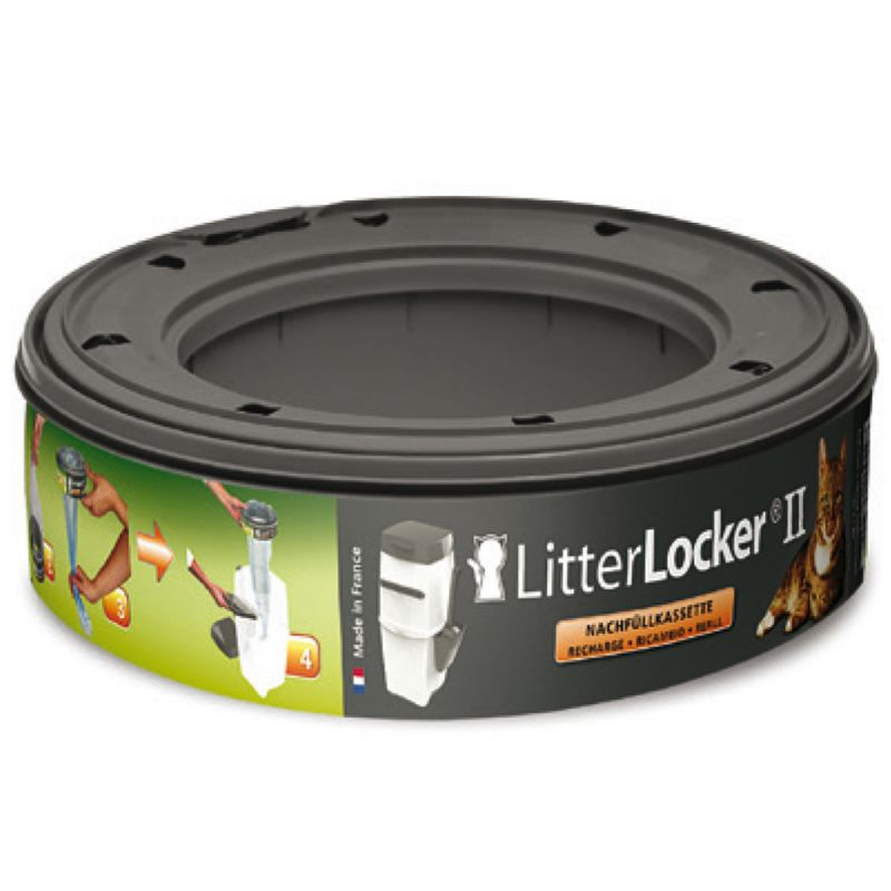 Litter Locker II -kasetti