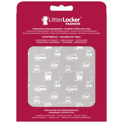 LitterLocker® Fashion -jäteastia