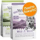Little Wolf of Wilderness Junior - Πακέτο Δοκιμής (2 x 1 kg)