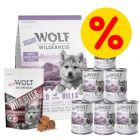Little Wolf of Wilderness Junior balíček pro štěňata