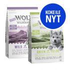 Little Wolf of Wilderness Junior -kokeilupakkaus