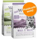 Little Wolf of Wilderness Junior - poskusno pakiranje (2 x 1 kg)