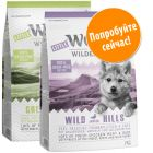 Смешанная упаковка Little Wolf of Wilderness Junior 2 x 1 кг