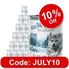 Little Wolf of Wilderness Saver Pack 24 x 400g