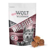 Little Wolf of Wilderness Snack - Wild Bites Junior 180 g