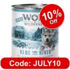 Little Wolf of Wilderness 6 x 800g