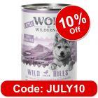 Little Wolf of Wilderness 6 x 400g