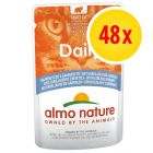 Lot Almo Nature Daily Menu 48 x 70 g