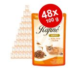 Lot Animonda Rafiné Soupé 48 x 100 g pour chat