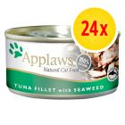 Lot Applaws 24 x 156 g