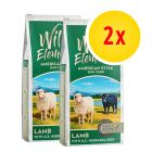 Lot économique Wild Elements 2 x 12 kg
