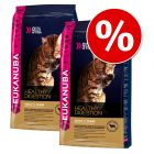 Lot Eukanuba pour chat