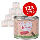 Lot Feringa Kitten 12 x 200 g pour chaton
