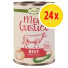 Lot Lukullus Menu Gustico 24 x 400 g