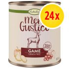 Lot Lukullus Menu Gustico 24 x 800 g
