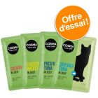 Lot mixte Cosma Original pour chat