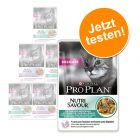 Lot mixte Pro Plan 6 x 85 g pour chat