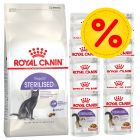 Lot mixte Royal Canin