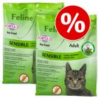 Lot Porta 21 2 x 2/10 kg pour chat