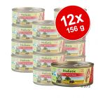 Lot Porta 21 Holistic 12 x 156 g pour chat