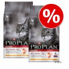 Lot Pro Plan 2 x 10 kg pour chat