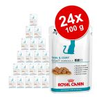 Lot Royal Canin Vet Care Nutrition 24 x 100 g