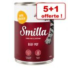 Lot Smilla 5 x 400 g + 1 x 400 g offerts !