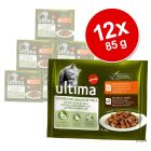 Lot Ultima Cat 12 x 85 g pour chat