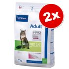 Lot Virbac Veterinary HPM pour chat