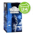Lot Wild Freedom Adult 24 x 85 g pour chat