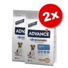 Lot Affinity Advance Mini pour chien