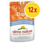 Lot Almo Nature Daily Menu 12 x 70 g