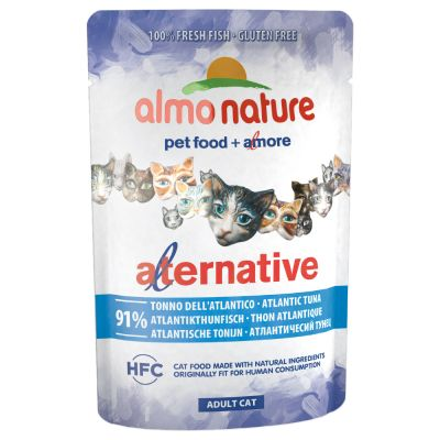 Lot Almo Nature HFC Alternative 24 x 55 g