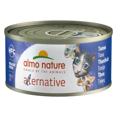 Lot Almo Nature HFC Alternative 24 x 70 g pour chat